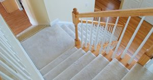 Installing New Stair Treads and Railings
