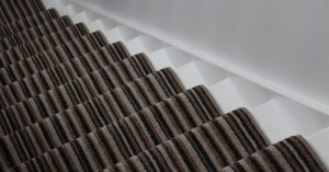Installing a Carpet on Stairs