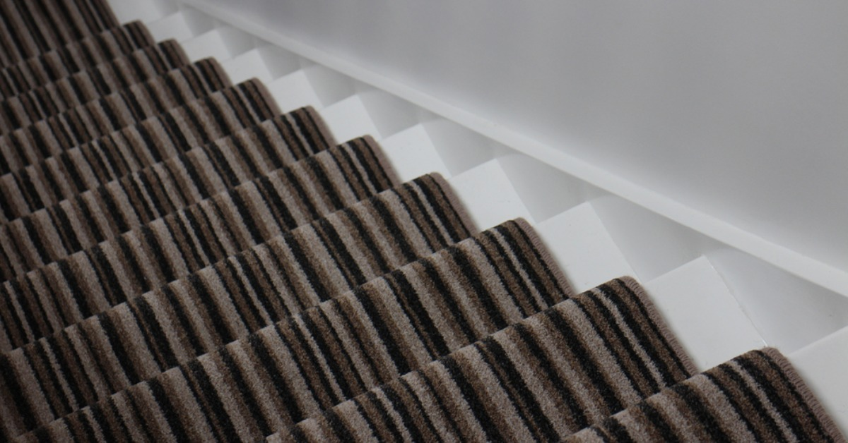 The Process Of Choosing The Right Type Of Carpet For The Stairs Of Your  Home Is One To Take Seriously Because Poorly Installed Carpet, Or Carpet  That Is Of ...