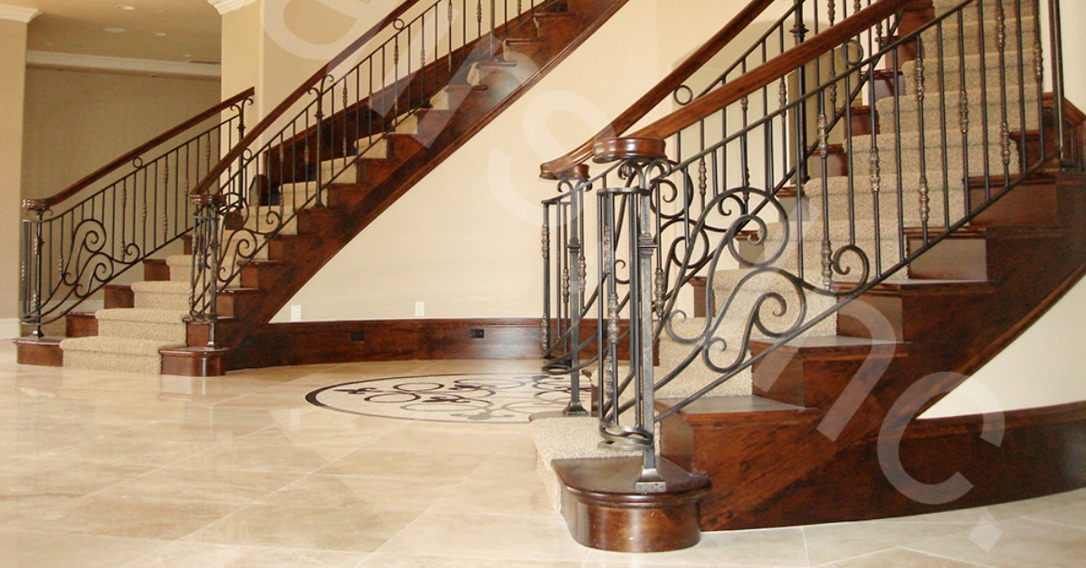 Wooden Stair Parts Guide