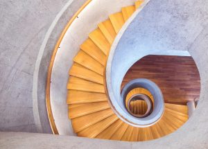 History of Spiral Staircase