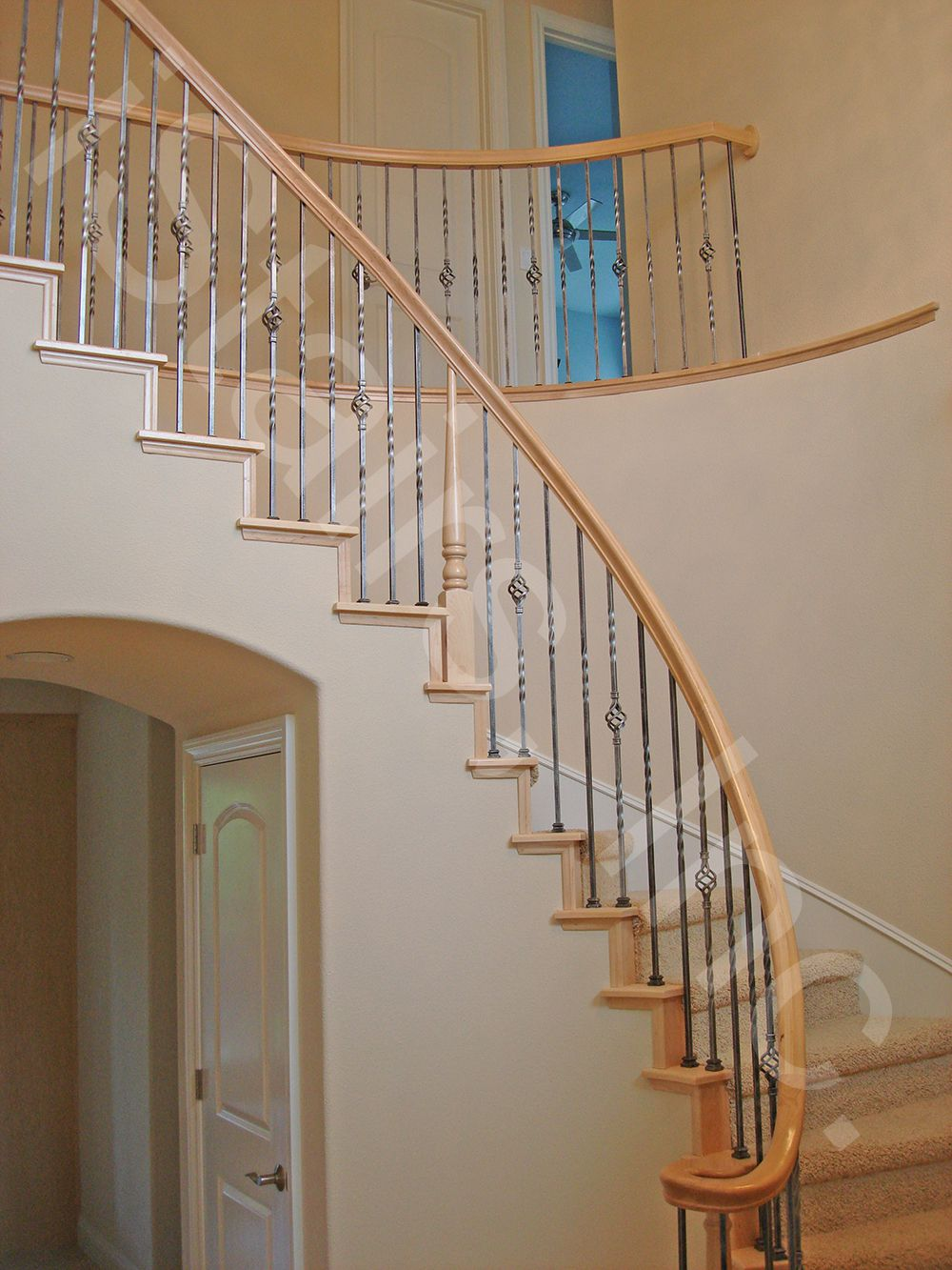 Railings Paint Color