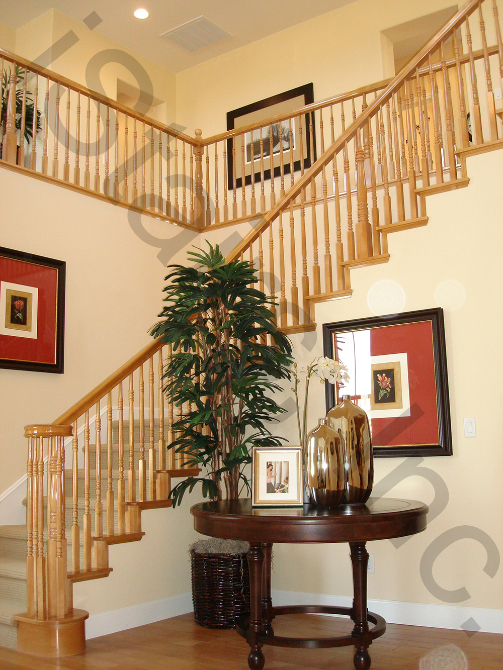 Maple Staircases Istairs Inc